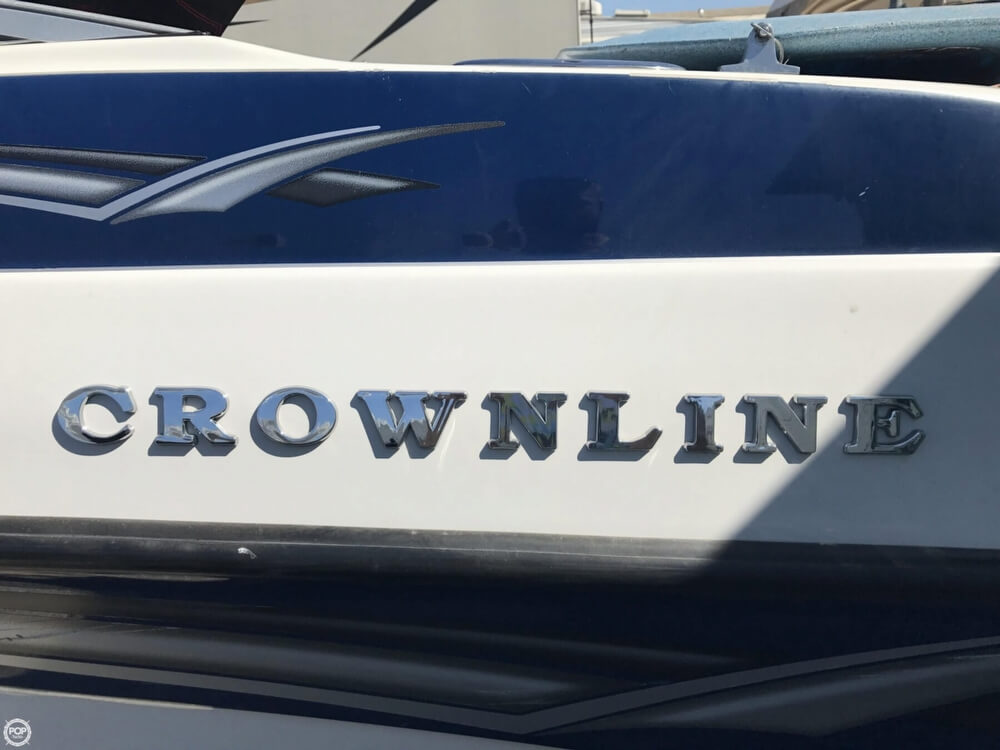 2003 Crownline boat for sale, model of the boat is 180 BR & Image # 19 of 41