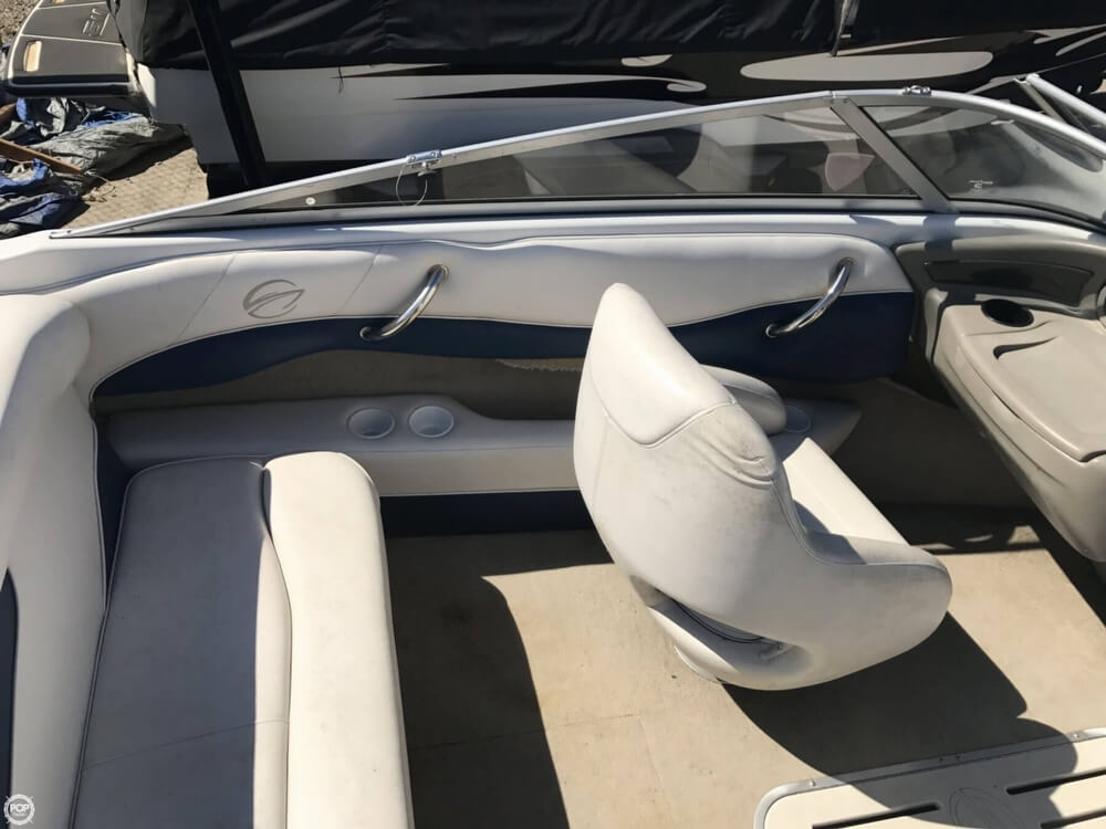 2003 Crownline boat for sale, model of the boat is 180 BR & Image # 22 of 41