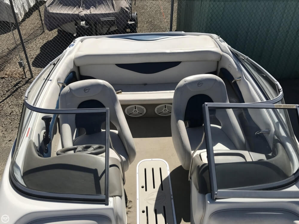 2003 Crownline boat for sale, model of the boat is 180 BR & Image # 23 of 41