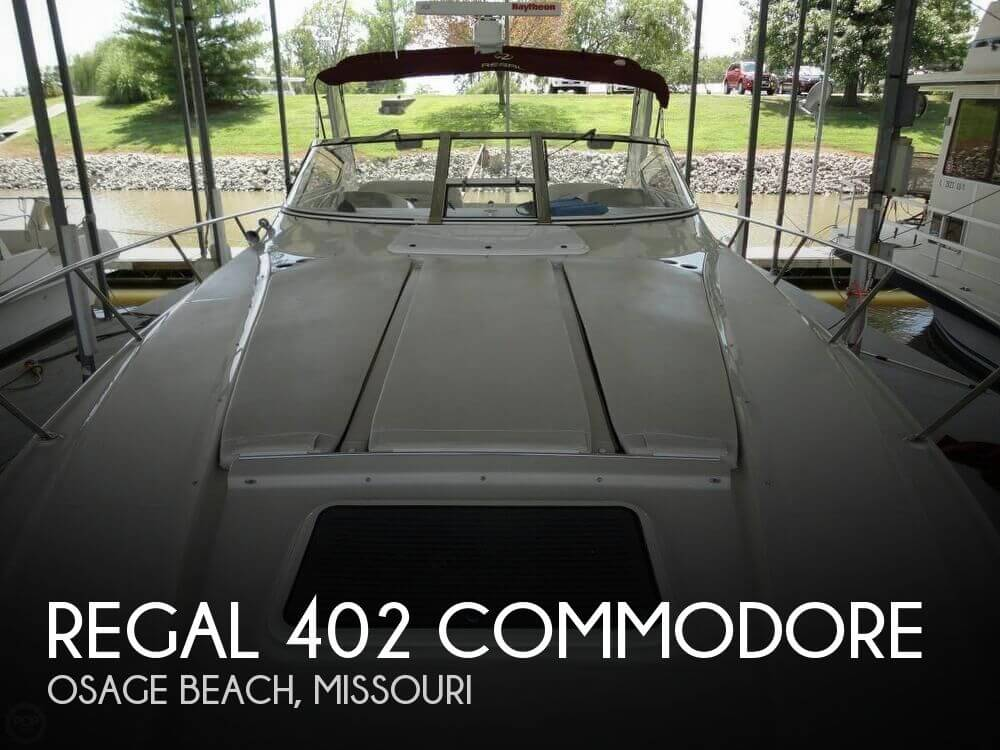 Used Regal 42 Boats For Sale by owner | 1998 Regal 42