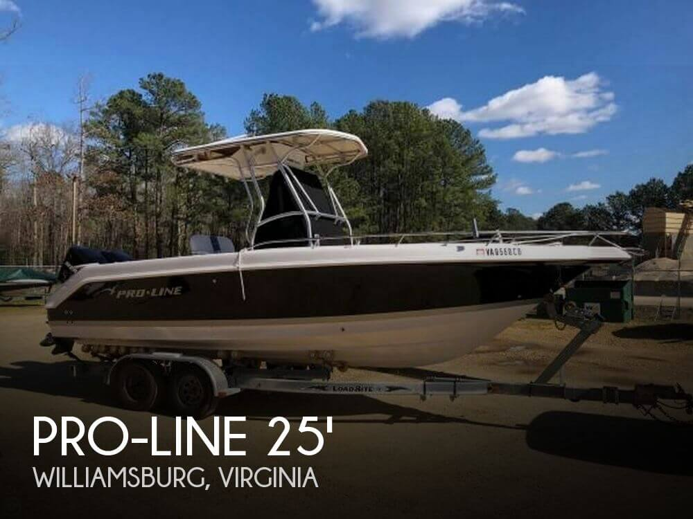 Used Pro-Line Boats For Sale by owner | 2006 Pro-Line 25