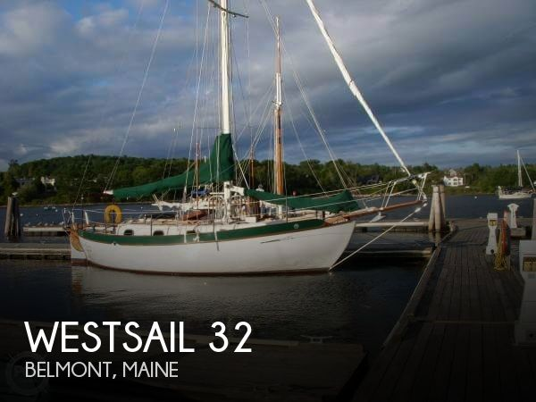 Used Westsail Boats For Sale by owner | 1979 Westsail 32