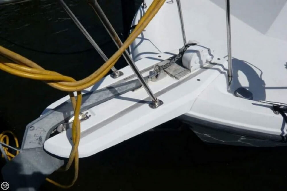 1981 Carver boat for sale, model of the boat is 3607 Aft Cabin & Image # 6 of 40