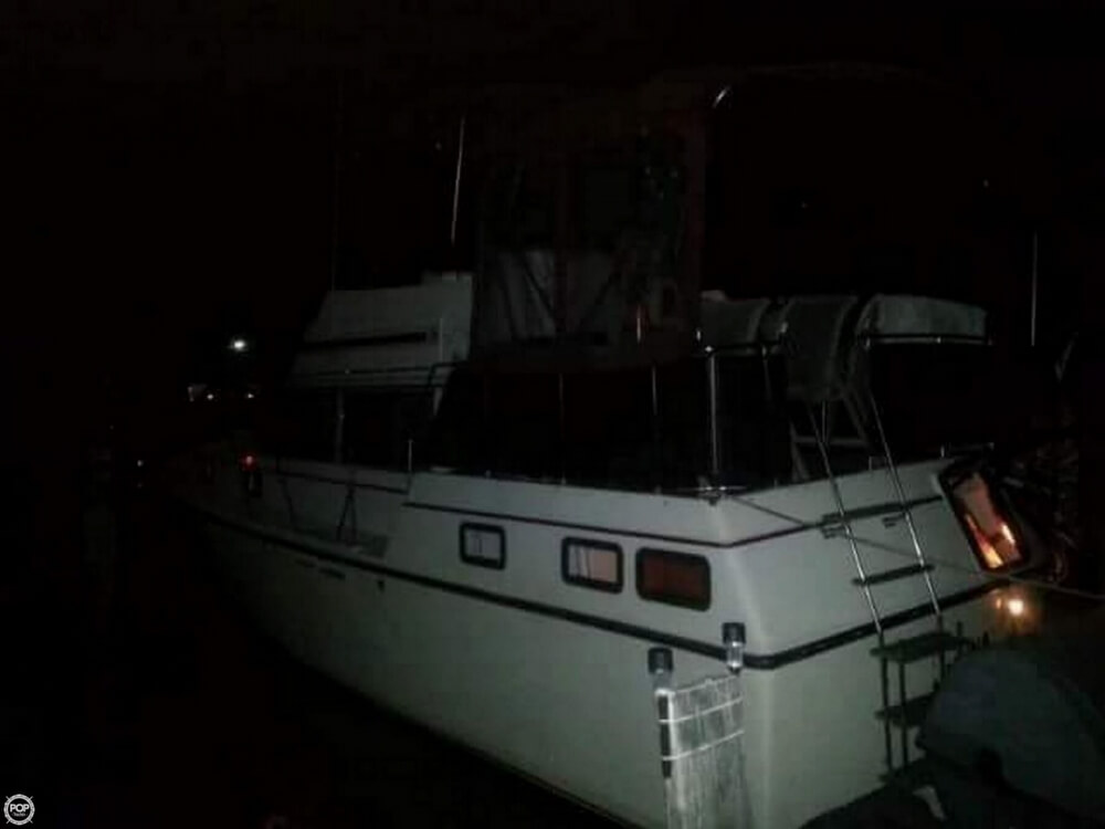 1981 Carver boat for sale, model of the boat is 3607 Aft Cabin & Image # 9 of 40