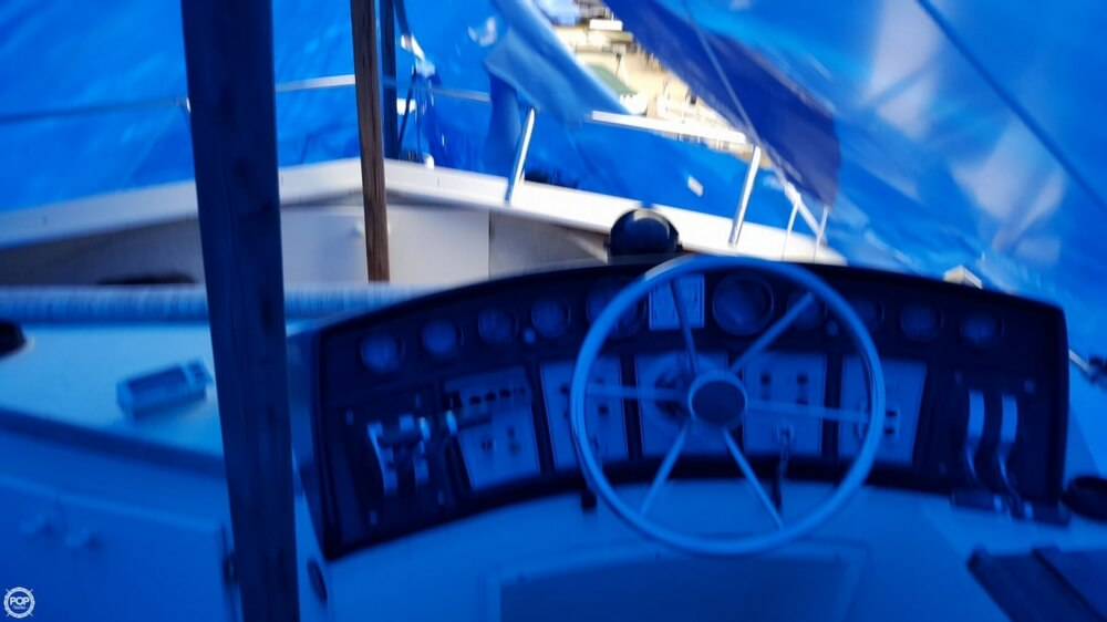 1981 Carver boat for sale, model of the boat is 3607 Aft Cabin & Image # 34 of 40