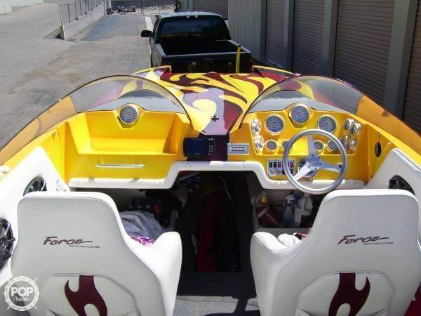2004 Force Boats boat for sale, model of the boat is 29 & Image # 3 of 4