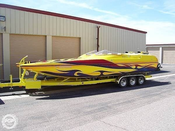 2004 Force Boats boat for sale, model of the boat is 29 & Image # 5 of 6