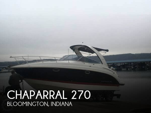 Used Boats For Sale in Louisville, Kentucky by owner | 2007 Chaparral 29