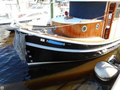 Crosby Crosby Yachts Classic 26 Tug Trawler, 26', for sale - $39,500