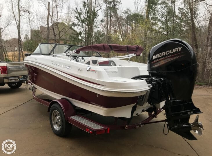 2018 Tahoe boat for sale, model of the boat is 550TF & Image # 2 of 41