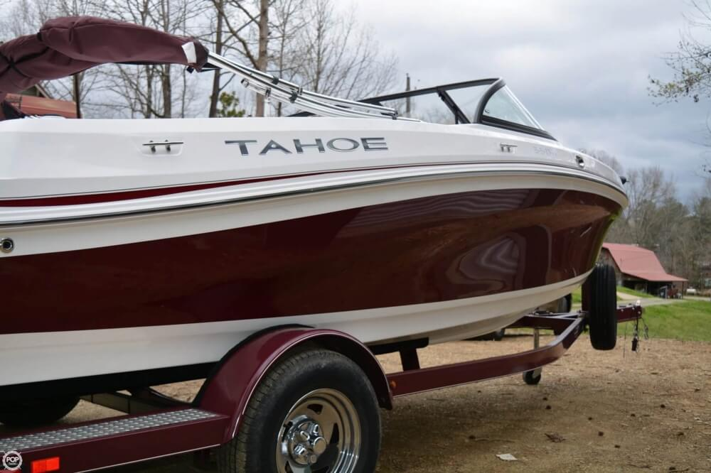 2018 Tahoe boat for sale, model of the boat is 550TF & Image # 6 of 41