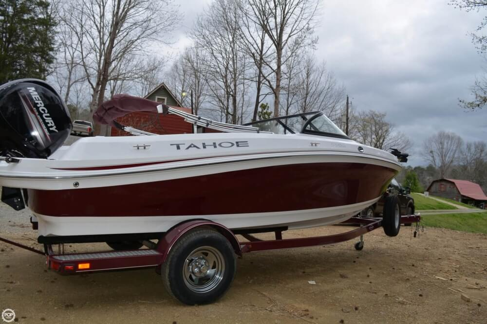 2018 Tahoe boat for sale, model of the boat is 550TF & Image # 7 of 41