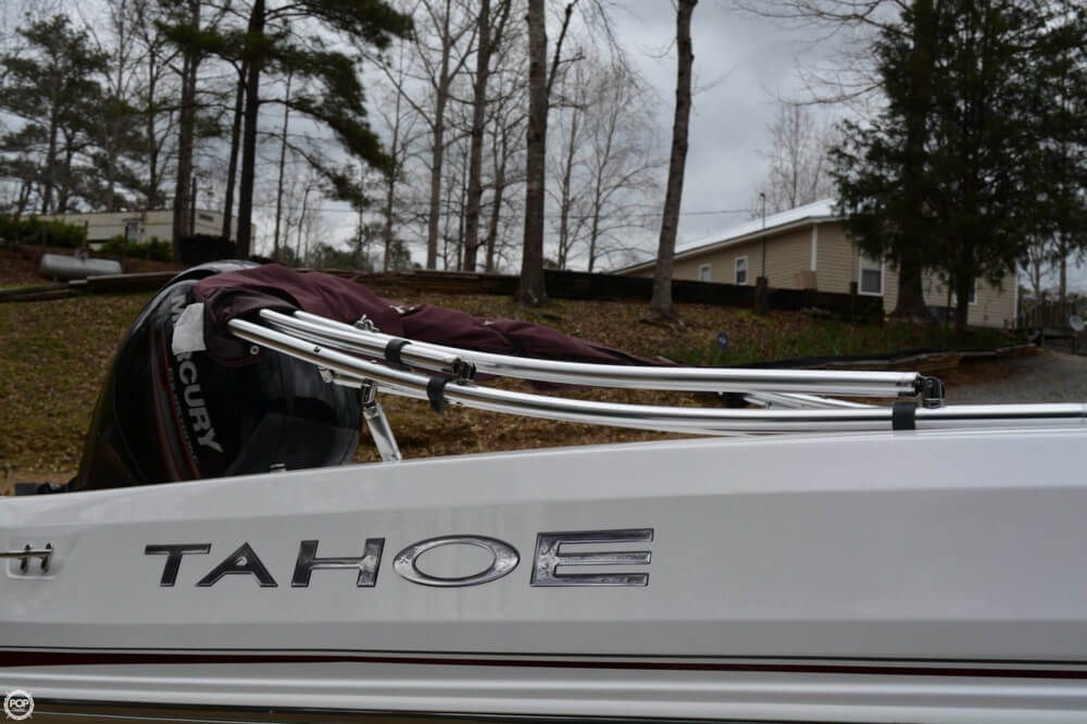 2018 Tahoe boat for sale, model of the boat is 550TF & Image # 18 of 41