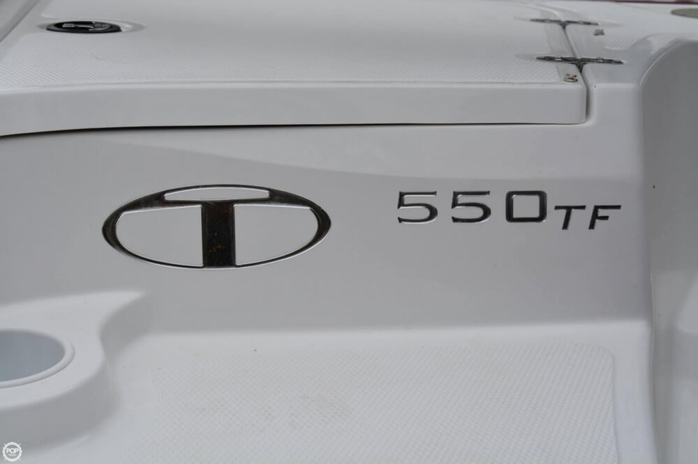 2018 Tahoe boat for sale, model of the boat is 550TF & Image # 19 of 41