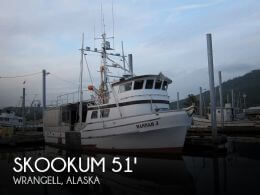1991 Skookum 51 First Cabin
