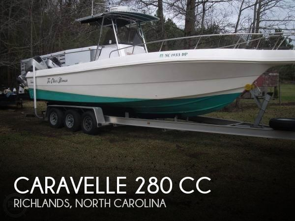 Used Caravelle Boats For Sale by owner | 2000 Caravelle 30