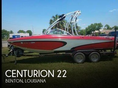 Used Boats For Sale in Longview, Texas by owner | 2010 Centurion 22