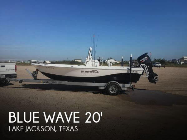 Used Blue Wave Boats For Sale by owner | 2017 Blue Wave 20