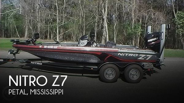 Used NITRO Boats For Sale by owner | 2015 Nitro 18