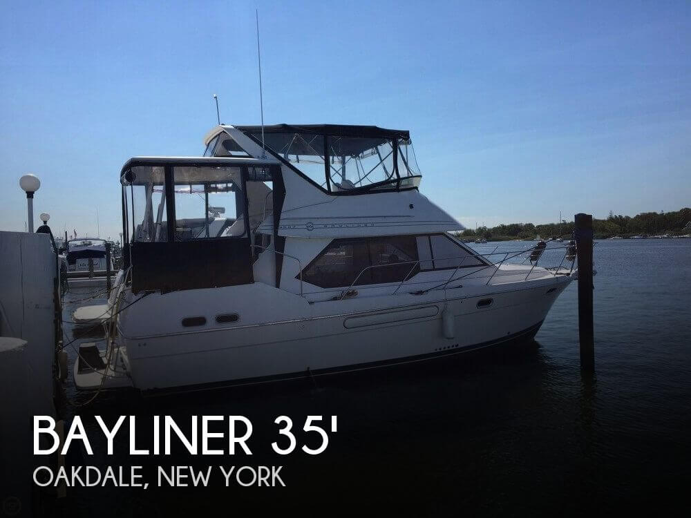 Used Bayliner Motoryacht Boats For Sale by owner | 1996 Bayliner 3587 Motoryacht
