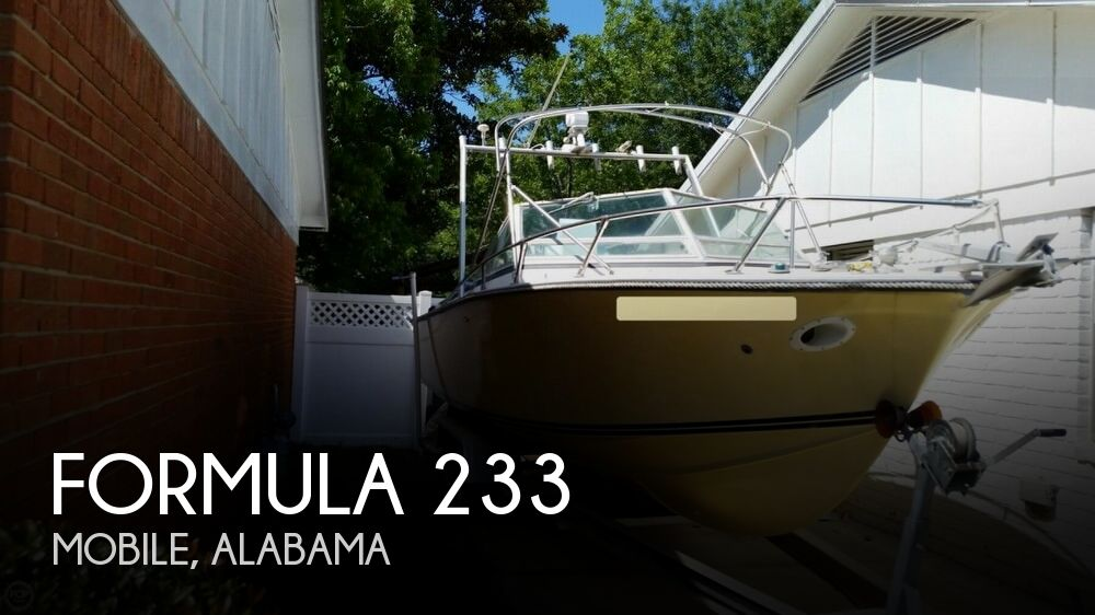1973 Formula boat for sale, model of the boat is 233 & Image # 1 of 40