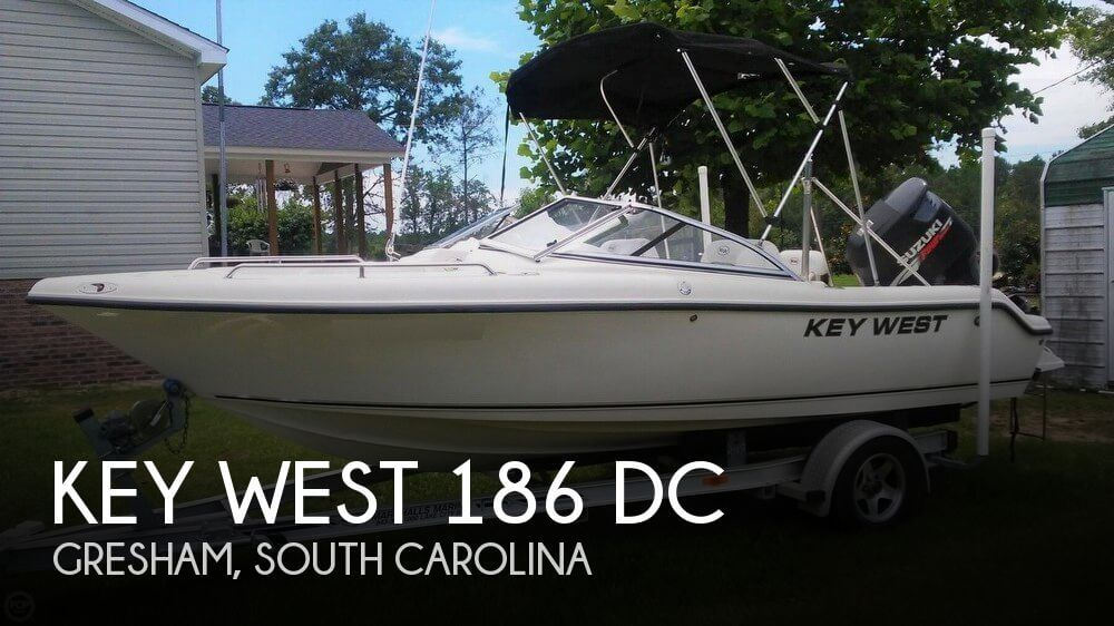 2006 KEY WEST 186 DC for sale