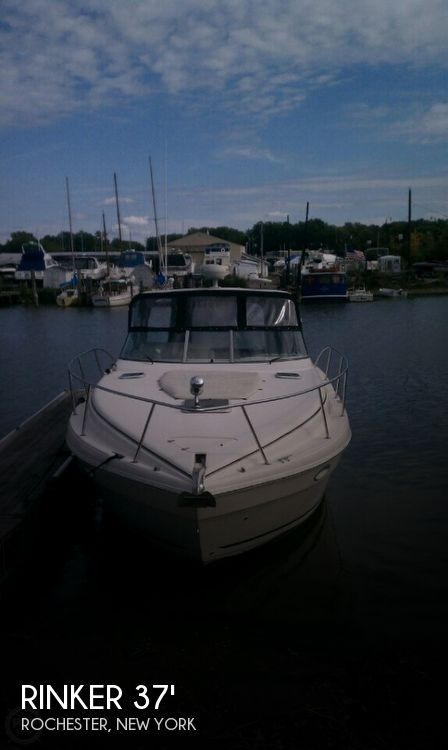 Used Boats For Sale in Rochester, New York by owner | 2006 Rinker 37