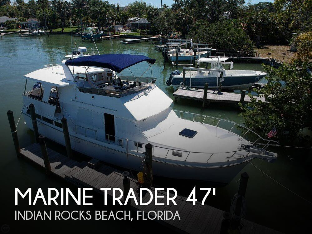 Marine Trader Trawler Yachts For Sale - Page 1 of 2 | Boat Buys