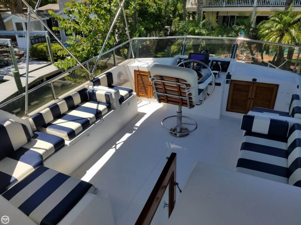 1987 Marine Trader boat for sale, model of the boat is 47 & Image # 6 of 28