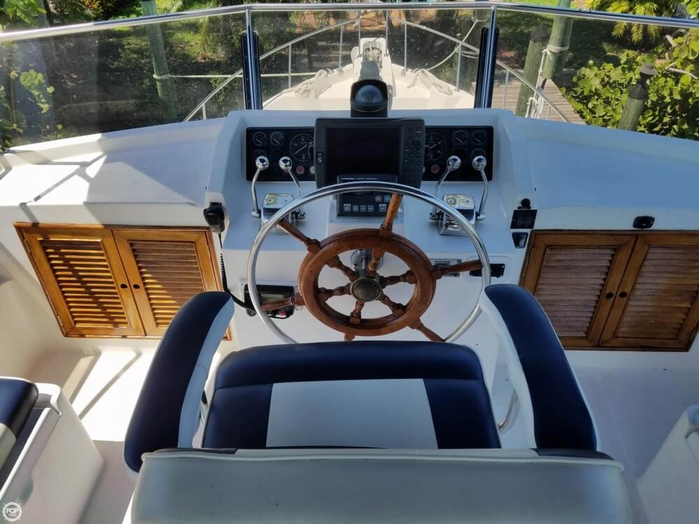 1987 Marine Trader boat for sale, model of the boat is 47 & Image # 5 of 28