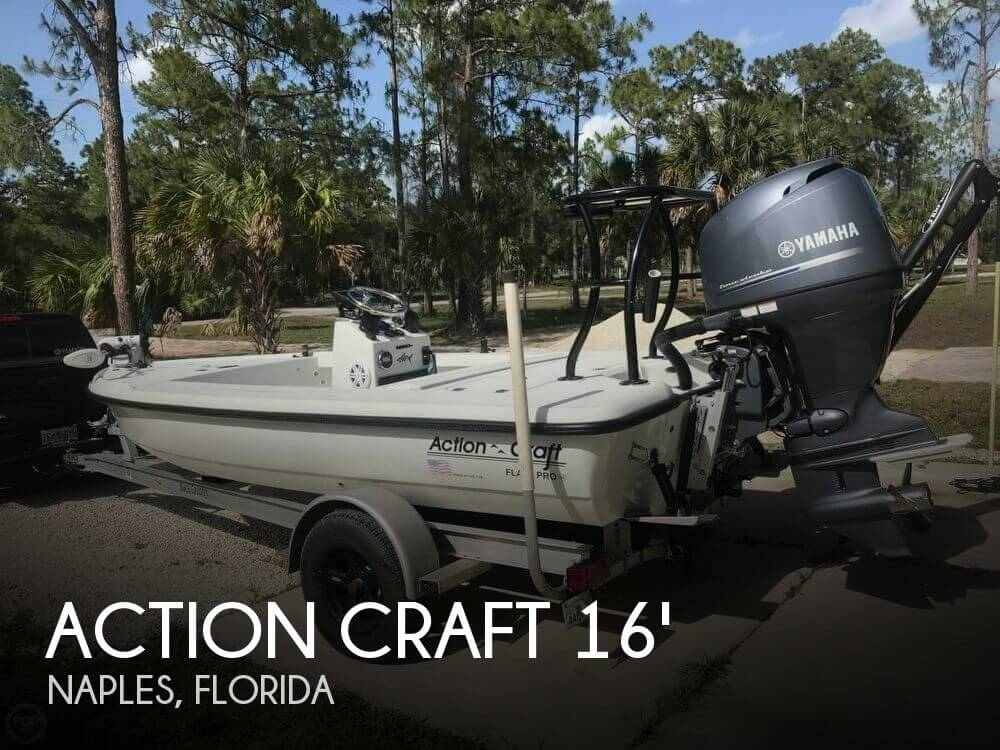 Used Action Craft Boats For Sale by owner   2014 Action Craft 16