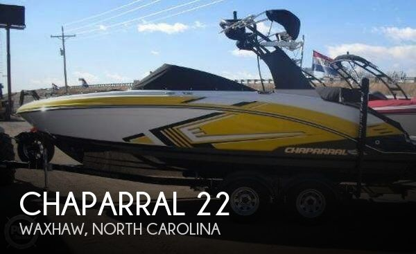 Used Ski Boats For Sale in North Carolina by owner | 2016 Chaparral 22