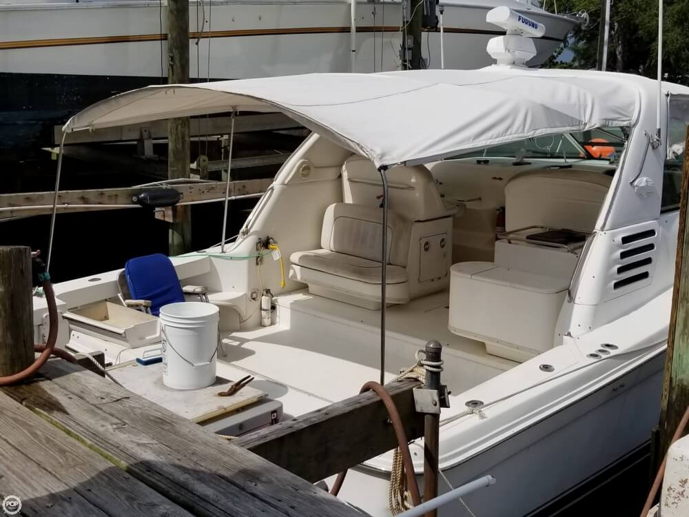 1997 Sea Ray boat for sale, model of the boat is 370 EC & Image # 15 of 40