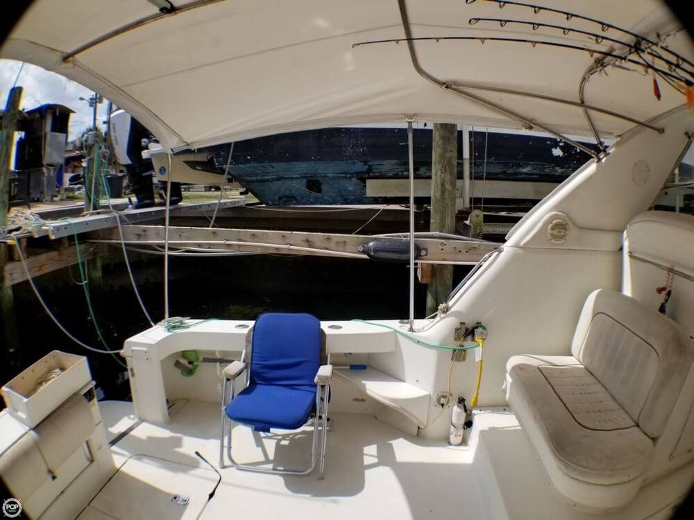 1997 Sea Ray boat for sale, model of the boat is 370 EC & Image # 21 of 40