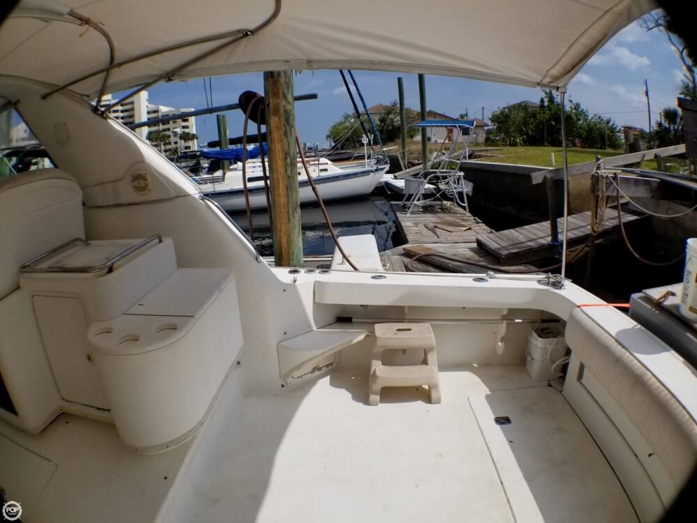 1997 Sea Ray boat for sale, model of the boat is 370 EC & Image # 23 of 40