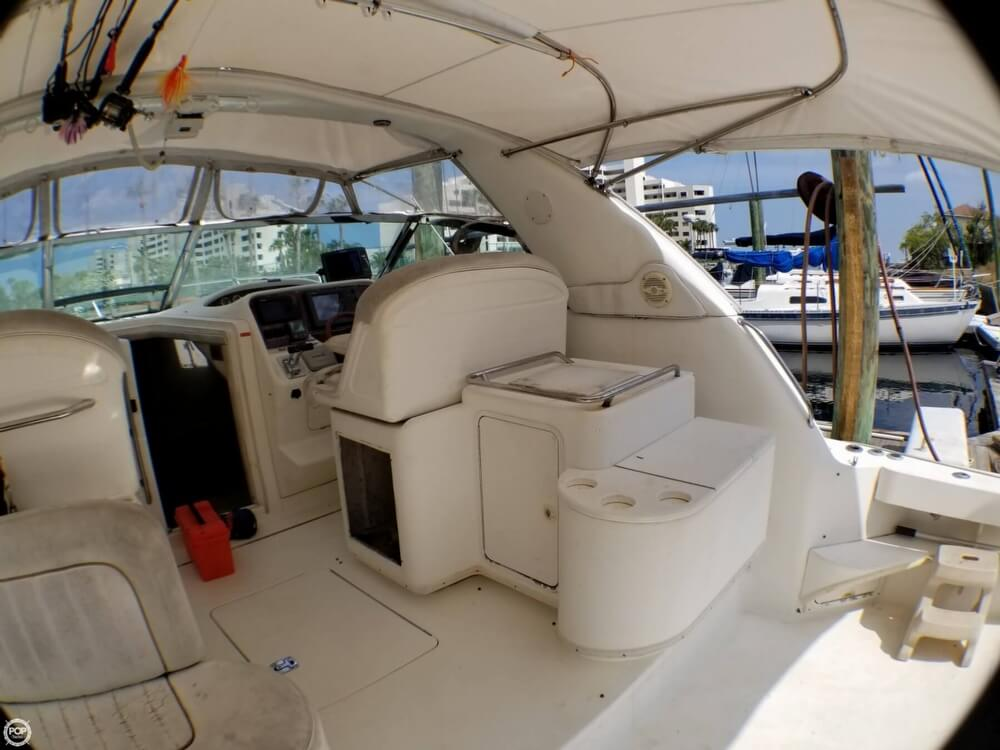 1997 Sea Ray boat for sale, model of the boat is 370 EC & Image # 24 of 40