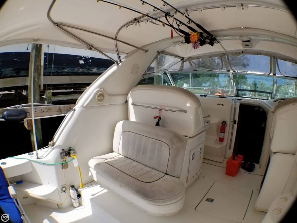 1997 Sea Ray boat for sale, model of the boat is 370 EC & Image # 27 of 40