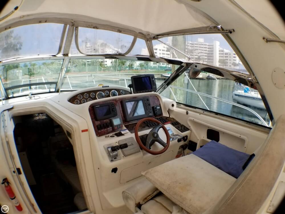 1997 Sea Ray boat for sale, model of the boat is 370 EC & Image # 28 of 40
