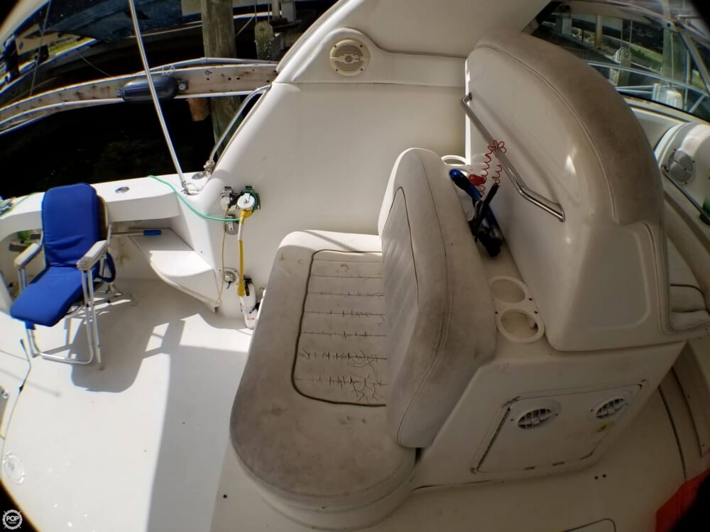1997 Sea Ray boat for sale, model of the boat is 370 EC & Image # 31 of 40