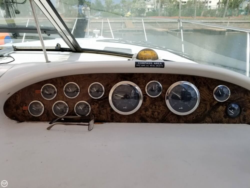 1997 Sea Ray boat for sale, model of the boat is 370 EC & Image # 32 of 40