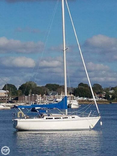 Catalina 30, 30', for sale - $22,300