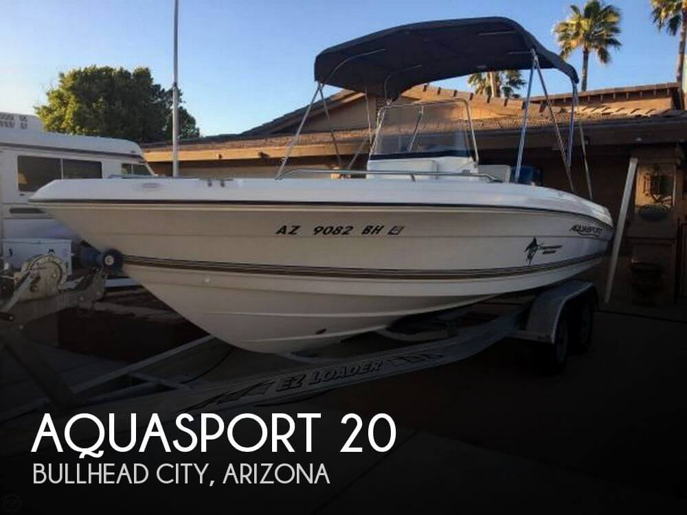 Used Aquasport Boats For Sale by owner   2004 Aquasport 20