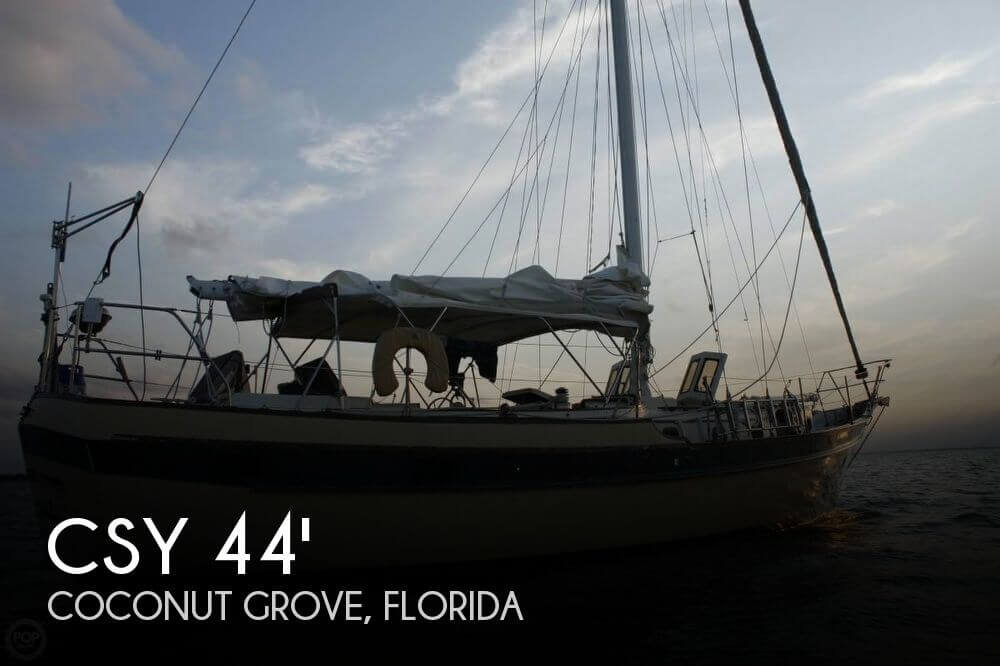 Used CSY Boats For Sale by owner   1979 CSY 44