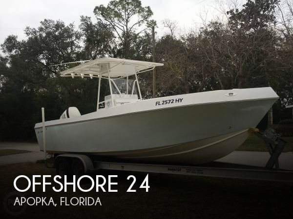 Used Offshore Boats For Sale by owner | 1994 Offshore 24