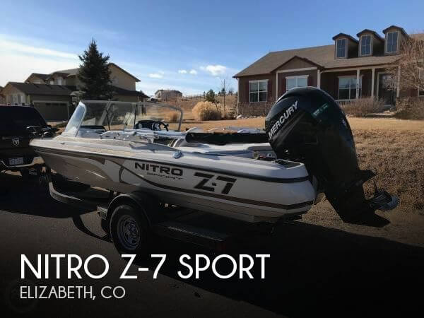 Used Boats For Sale in Colorado Springs, Colorado by owner | 2014 Nitro 19