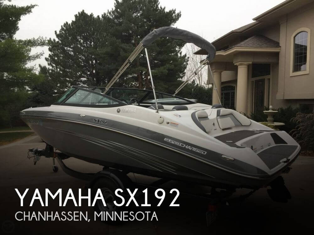 Used Boats For Sale in Rochester, Minnesota by owner   2015 Yamaha 19
