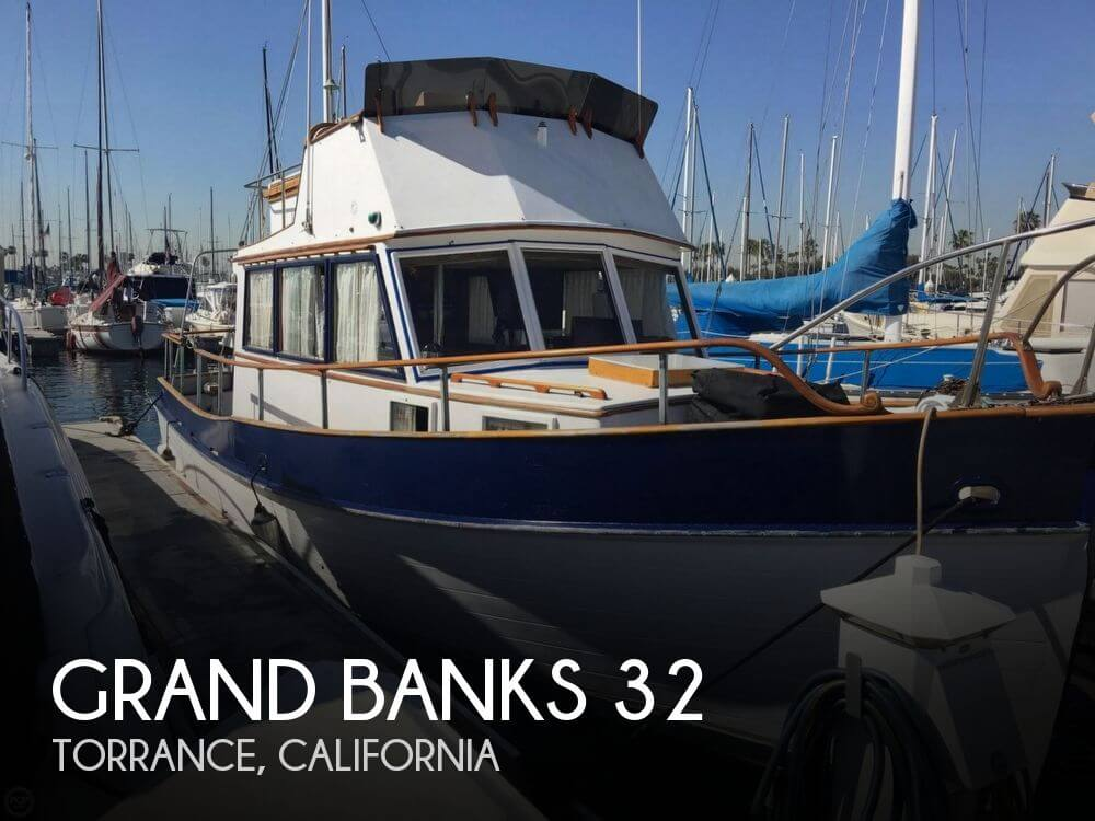 Used GRAND BANKS Boats For Sale by owner | 1970 Grand Banks 32
