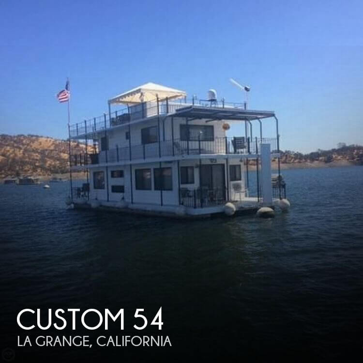 Used Custom Boats For Sale by owner | 2006 Custom 54