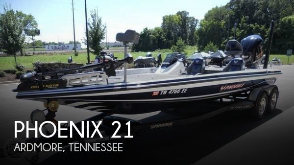 Used Boats For Sale in Huntsville, Alabama by owner | 2013 Phoenix 21