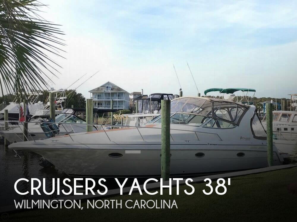 Used Boats For Sale in Wilmington, North Carolina by owner | 2002 Cruisers Yachts 38